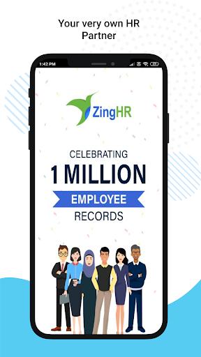 ZingHR screenshot 1