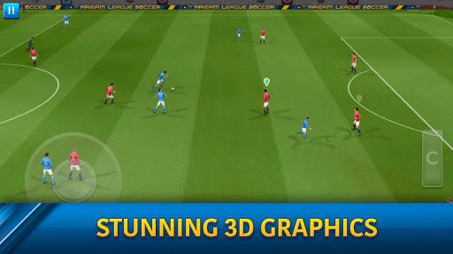Dream League Soccer 2 تصوير الشاشة