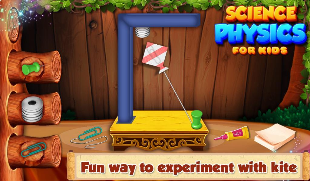 Science Physics For Kids स्क्रीनशॉट 3