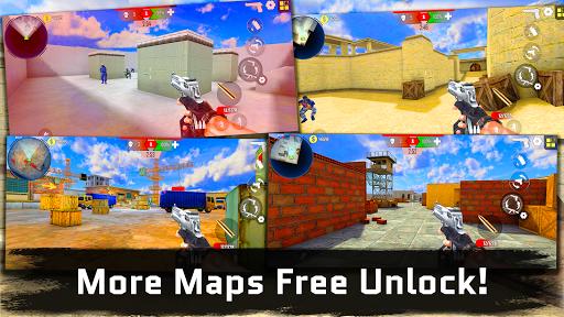 Gun Strike Force: Modern Ops - FPS Shooting Game screenshot 5