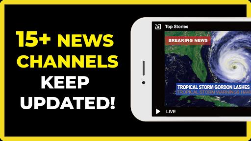FREECABLE TV App: Free TV Shows, Free Movies, News 6 تصوير الشاشة