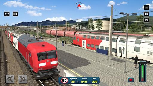 City Train Driver Simulator 2019: Free Train Games screenshot 5