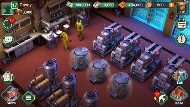 Breaking Bad: Criminal Elements screenshot 3