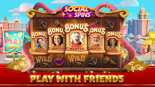 myVEGAS Slots: Las Vegas Casino Games & Slots 3 تصوير الشاشة