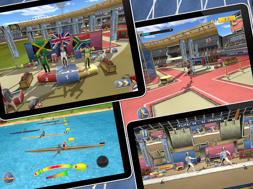 Athletics2: Summer Sports Free screenshot 15