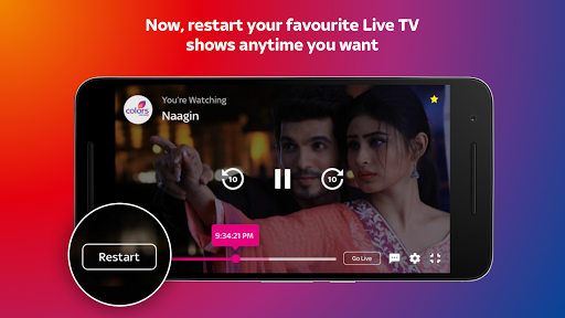 Tata Sky Mobile- Live TV, Movies, Sports, Recharge 6 تصوير الشاشة