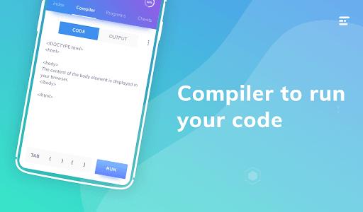 Programming Hub: Learn to code screenshot 5