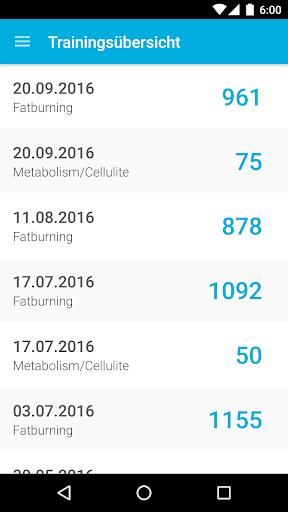 Easy Motion Skin - My Stats screenshot 3