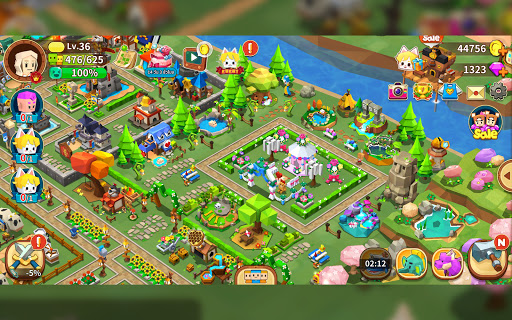 Garena Fantasy Town - ฟาร์มสนุกสุดคิวบ์ screenshot 14