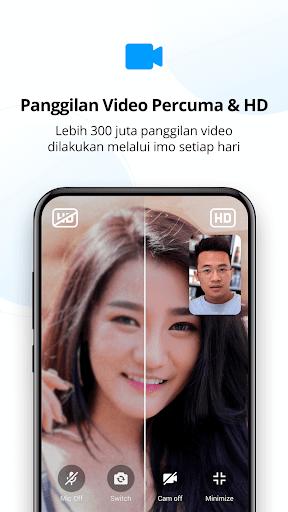imo Panggilan Video & Teks screenshot 2