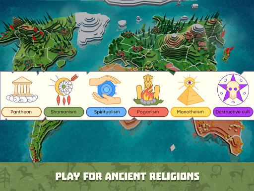 Religion inc. God Simulator & Sandbox World Create screenshot 6