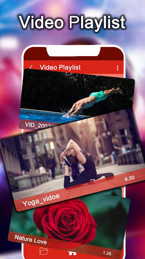 Sax Video player app screenshot 1
