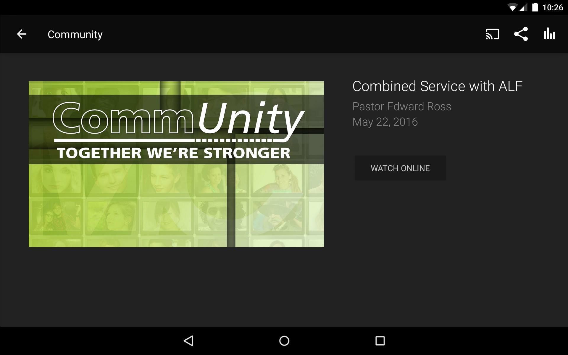 VLC-Waco screenshot 6