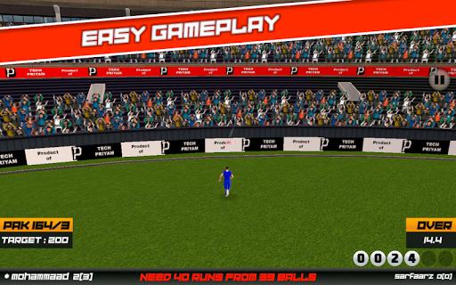 Cricket Superstar League 3D screenshot 7