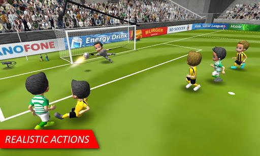 Mobile Soccer League 2 تصوير الشاشة
