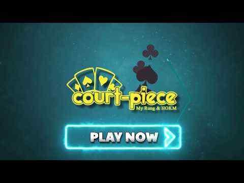 Court Piece - My Rung & HOKM Card Game Online screenshot 1