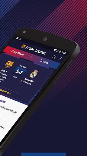 FC Barcelona Official App 2 تصوير الشاشة