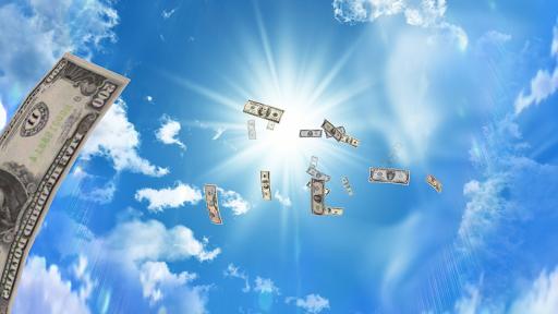 Falling Money 3D Live Wallpaper 13 تصوير الشاشة