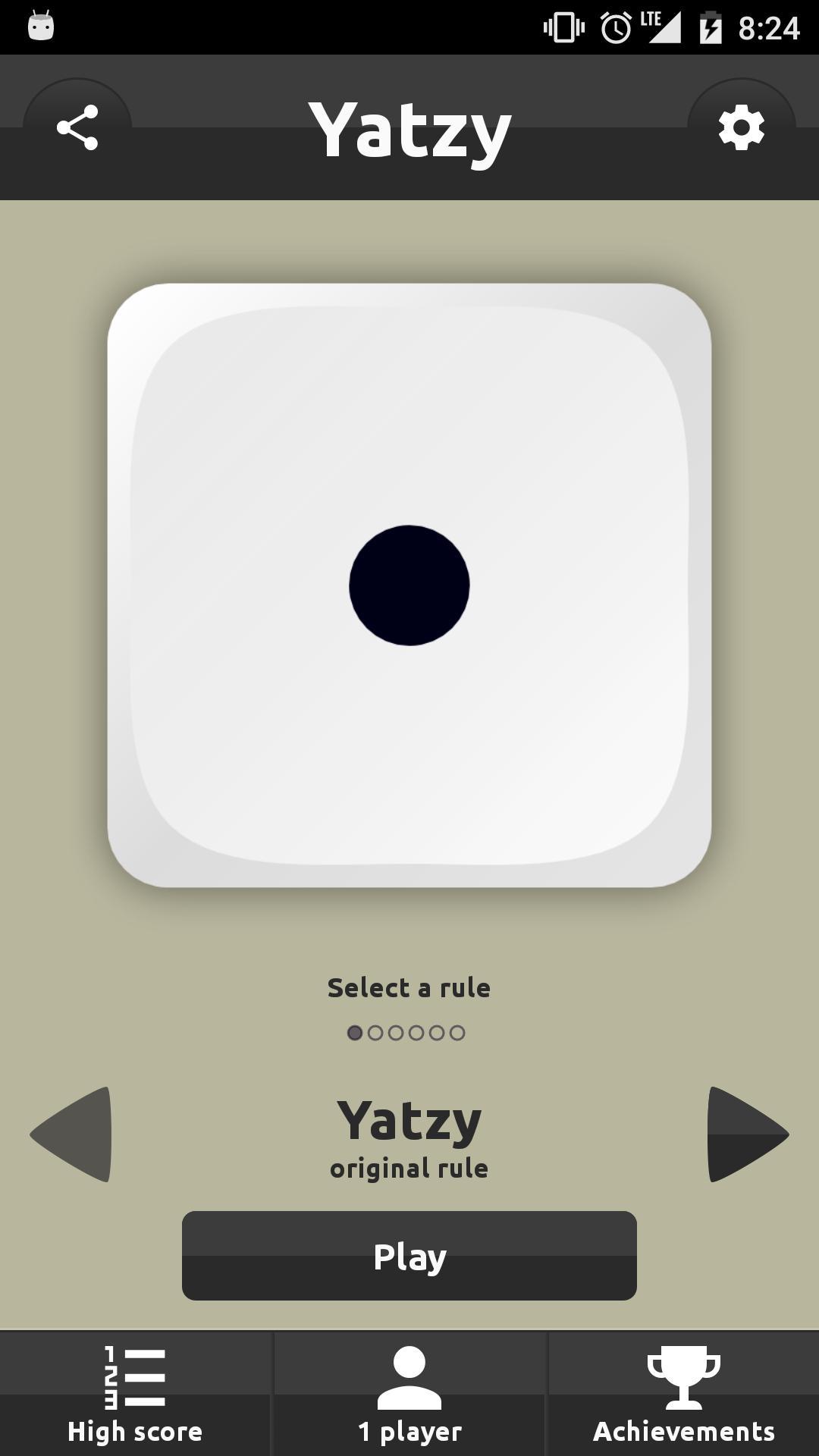 Yatzy (No Ads) screenshot 1