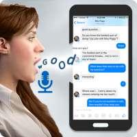 পাঠ্য থেকে ভাষ্য কনভার্টার - ভয়েস টাইপিং অ্যাপ on 9Apps