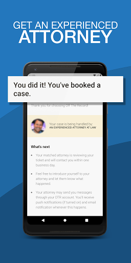 Off The Record: Ticket Lawyer screenshot 6