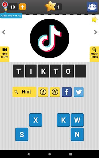 Logo Game: Guess Brand Quiz screenshot 9