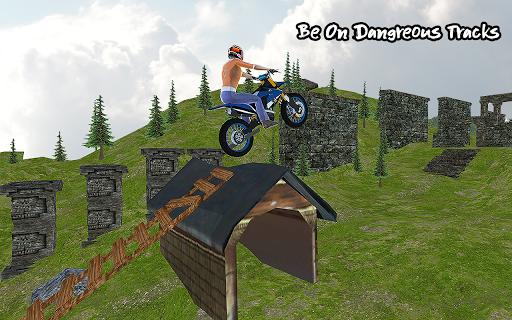 Ramp Bike Impossible Bike Stunt Game 2020 screenshot 5