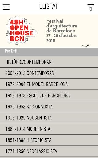 48H Open House BCN 2018 screenshot 2