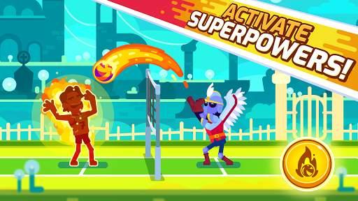 Volleyball Challenge - volleyball game screenshot 3
