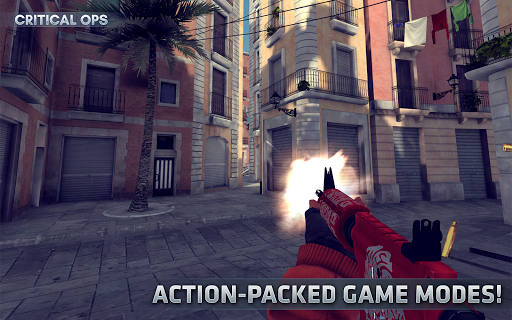 Critical Ops: Multiplayer FPS screenshot 19