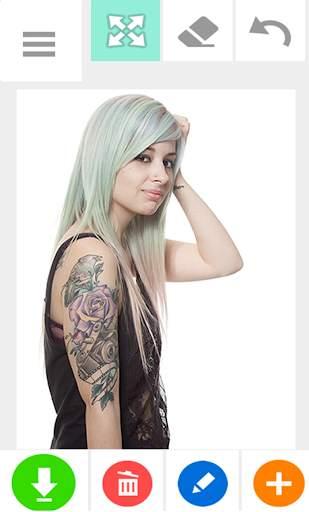 Tattoo my Photo 2.0 screenshot 14