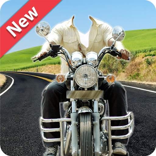 Man Bike Rider Photo Editor