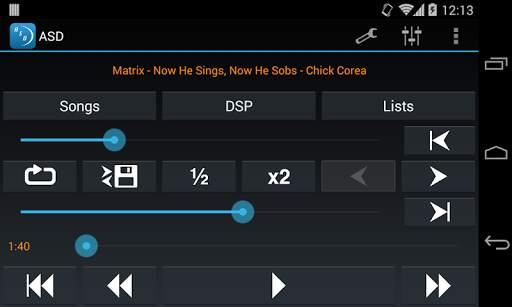 Amazing Slow Downer Lite screenshot 4