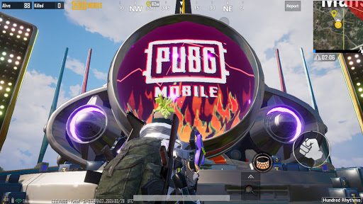 PUBG MOBILE: MIL RITMOS screenshot 8