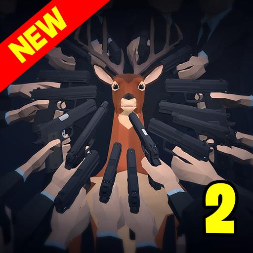 Deer Simulator 2 Game - Hero Gangster Crime City icon