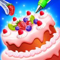 🍰💛Sweet Cake Shop - Cooking & Bakery on 9Apps