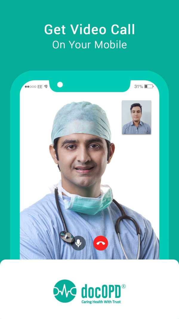 docOPD - Family Doctor Tele Consultation 6 تصوير الشاشة