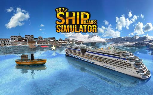 Ship Games Simulator : Ship Driving Games 2019 screenshot 10