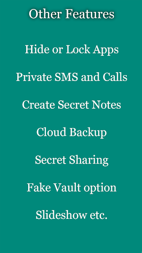 Hide Photos, Video and App Lock - Hide it Pro screenshot 6