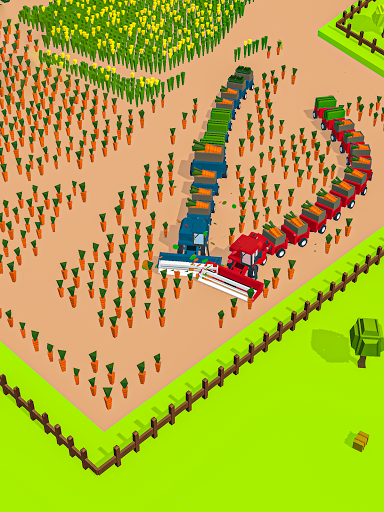 Harvest.io – Farming Arcade in 3D screenshot 11
