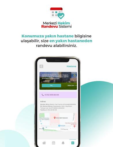 MHRS screenshot 8