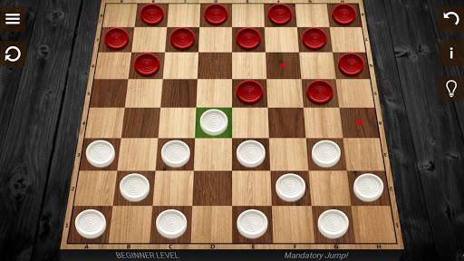 لعبة الداما 5 تصوير الشاشة