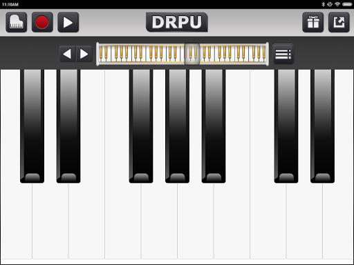 Piano Keyboard Classic Music 23 تصوير الشاشة