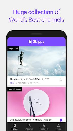 Skippy - Better English, Better Life! screenshot 6