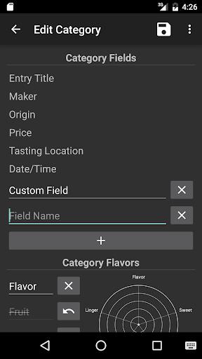 Flavordex Tasting Journal 7 تصوير الشاشة