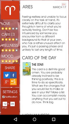 Daily Horoscope 12 تصوير الشاشة