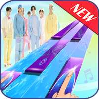 Film out BTS Piano Magic on 9Apps