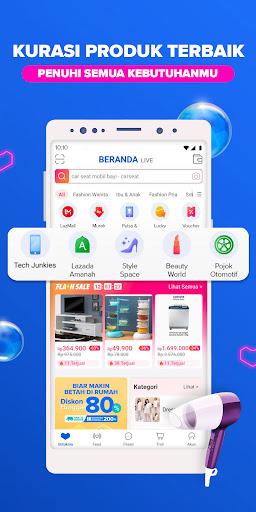 Lazada Indonesia Apikasi Belanja Online Terlengkap screenshot 4