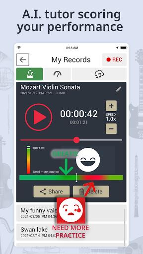 Tuner & Metronome screenshot 5