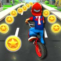 Bike Blast- Bike Race Rush on APKTom